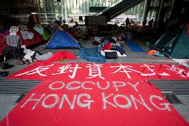 occupy H.K.