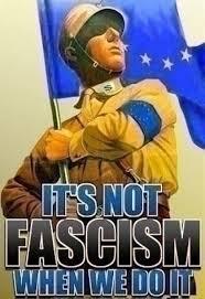 it's not fascism