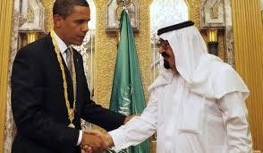 Arabia and Obama