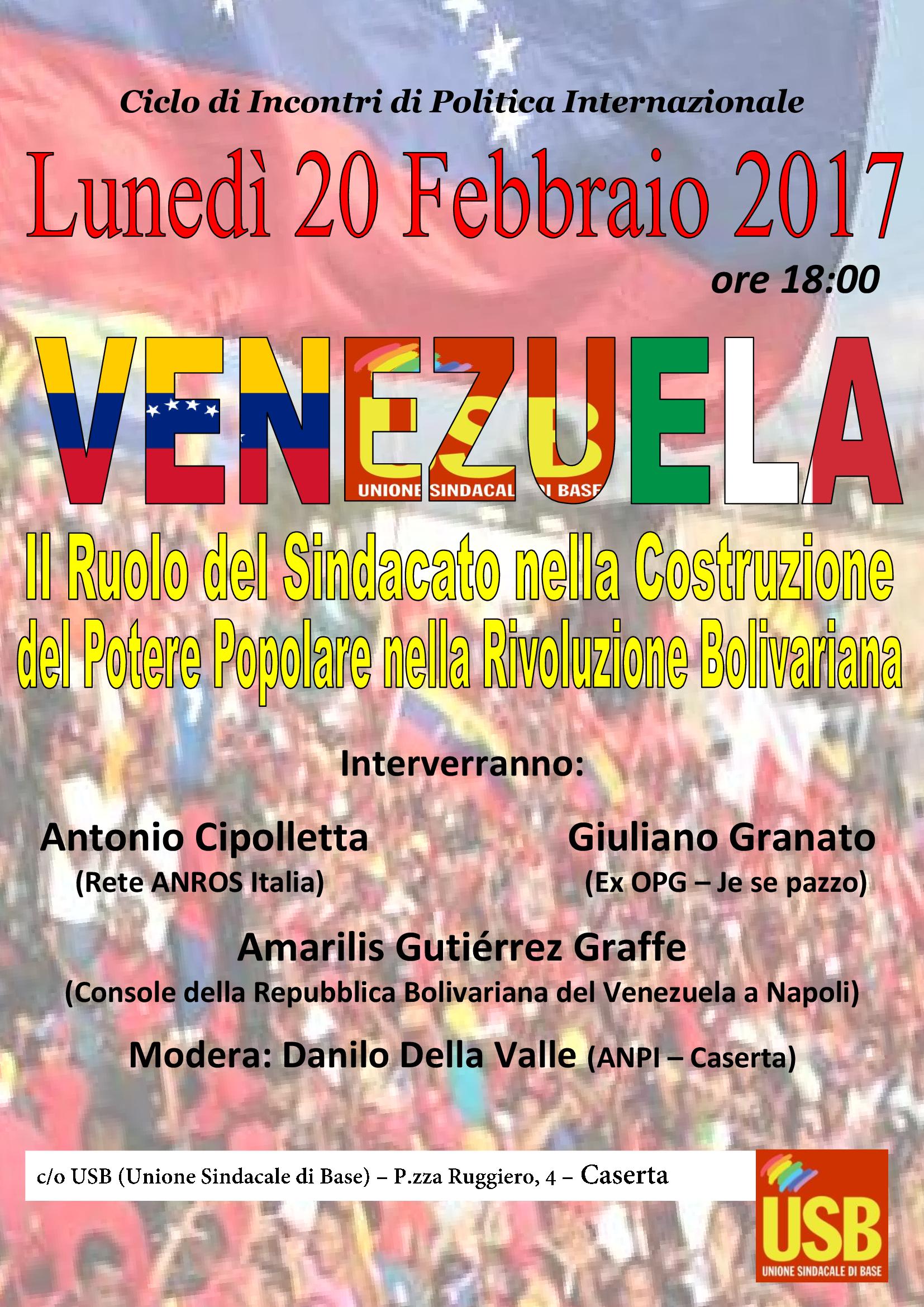 Venezuela sito di incontri cosa dire quando si invia un messaggio su un sito di incontri