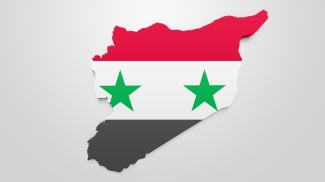 thumb2-3d-flag-of-syria-map-silhouette-of-syria-3d-art-syria-flag-europe