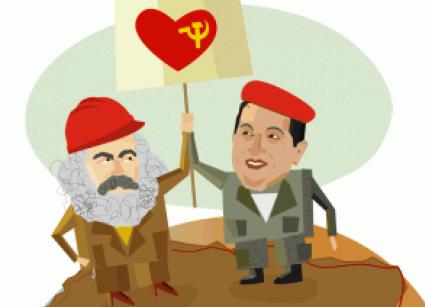 Ñángara Marx: El marxismo y la revolución bolivariana