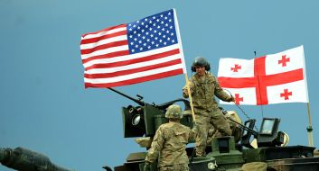 OTAN GEORGIA EE.UU.